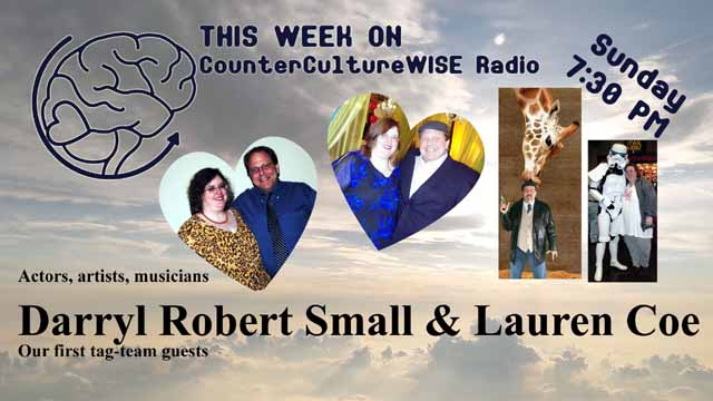 Darryl Small and Lauren Coe on CCW Radio
