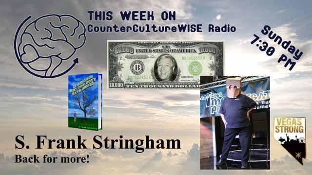 S. Frank Stringham on CCW Radio!
