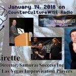 Paul Lirette on CCW Radio!