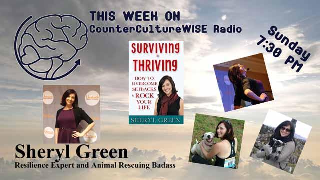 Sheryl Green on CCW Radio