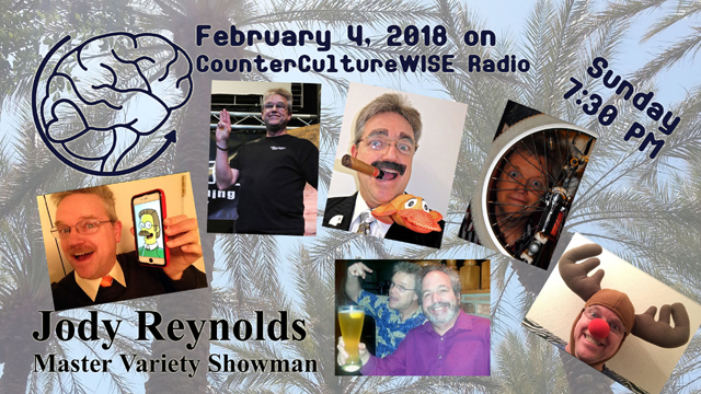 Jody Reynolds on CCW Radio