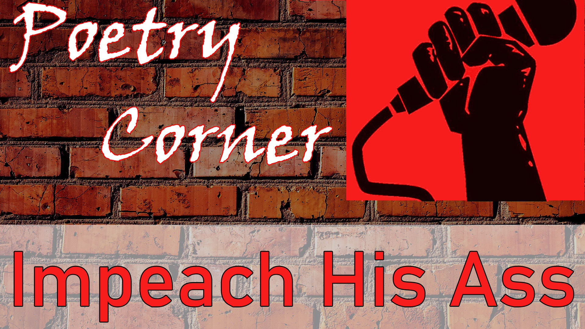 Impeach - Poetry Corner